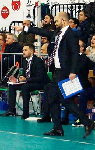 Quarta annualità per l'Assistant coach Francesco Denora