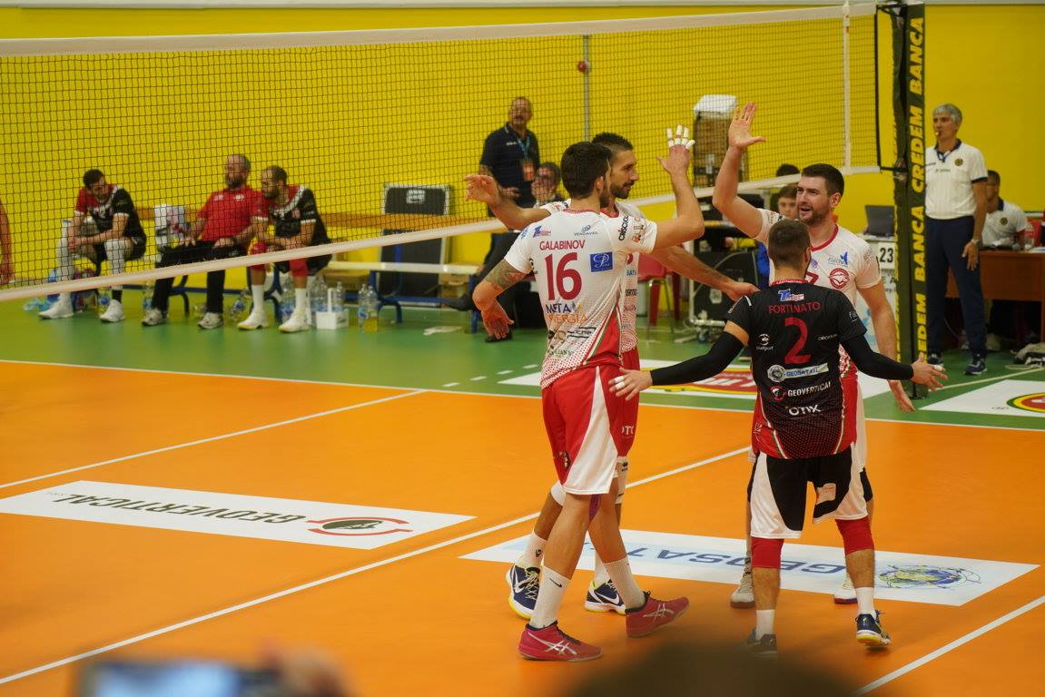 Domenica arriva il Roma Volley al PalaAlberti