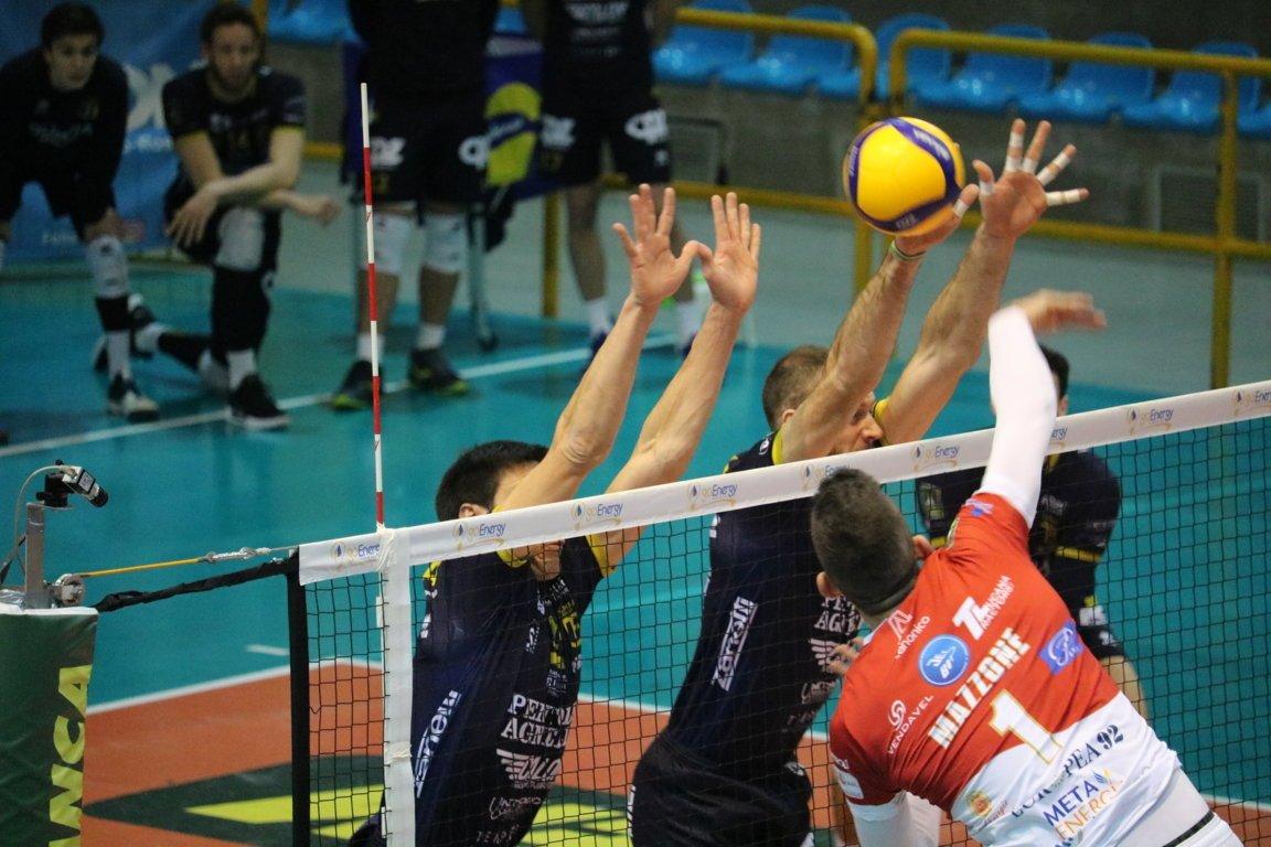 Un punto contro Bergamo ma con rammarico