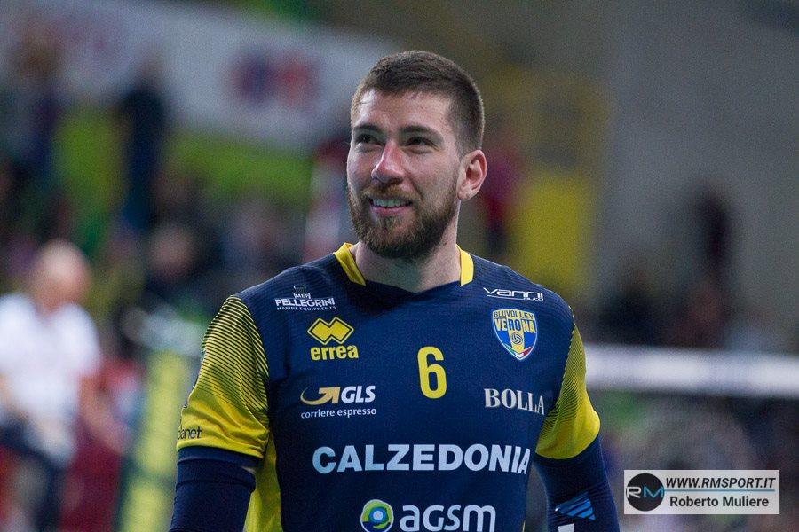 UFFICIALE   Federico Marretta nuovo schiacciatore della Rinascita Lagonegro!